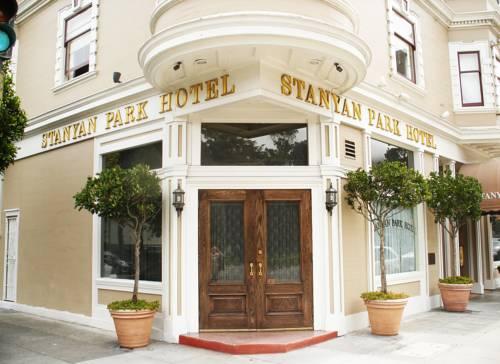 hotel Stanyan Park Hotel