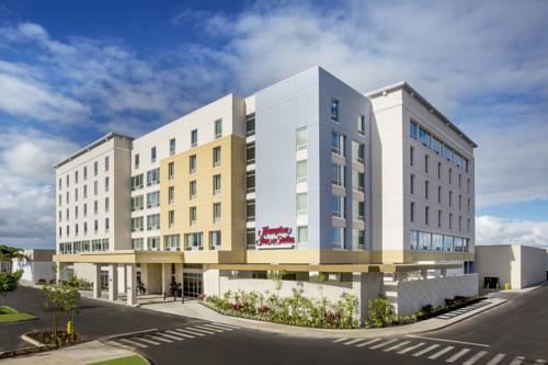 hotel Hampton Inn & Suites Oahu/Kapolei, HI