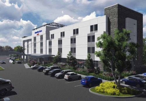 hotel SpringHill Suites by Marriott Cleveland Independence