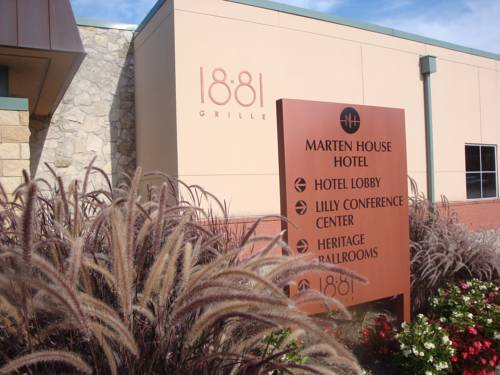 hotel Marten House Hotel & Lilly Conference Center