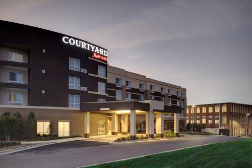 hotel Courtyard by Marriott Starkville MSU at The Mill Conference Center
