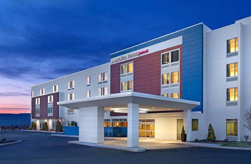 hotel SpringHill Suites by Marriott Murray