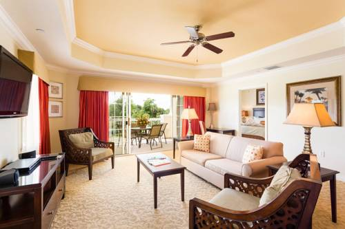 hotel Reunion Resort Cabana Comfort