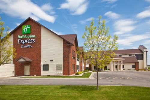 hotel Holiday Inn Express & Suites Watertown