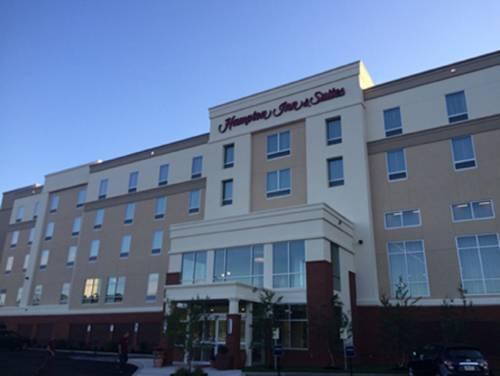 hotel Hampton Inn & Suites Mason City, IA