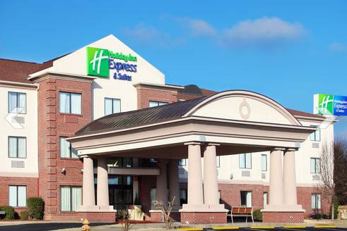 hotel Holiday Inn Express & Suites Pine Bluff