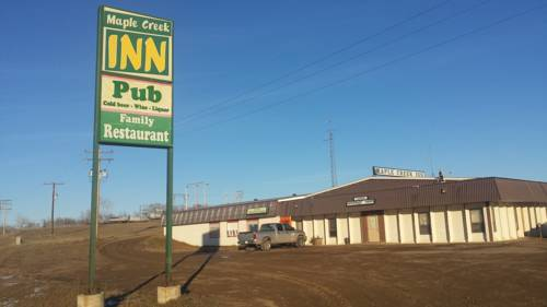 hotel Maple Creek Motor Inn