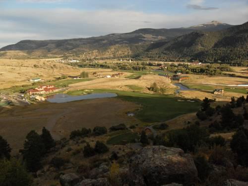 hotel Rio Grande River View