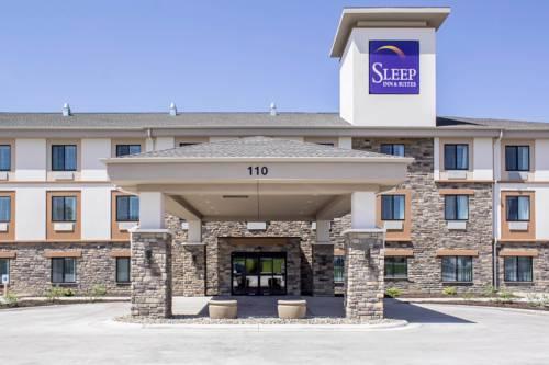 hotel Sleep Inn & Suites Fort Dodge