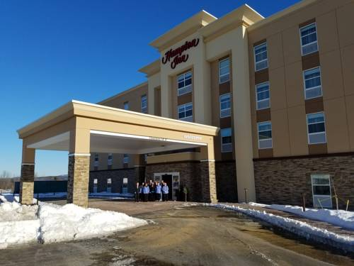hotel Hampton Inn by Hilton Oxford, ME