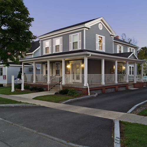 hotel Skaneateles Suites Boutique Hotel