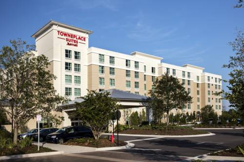 hotel TownePlace Suites by Marriott Orlando at Flamingo Crossings/Western Entrance