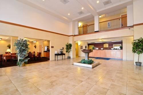 hotel Best Western Windsor Inn and Suites