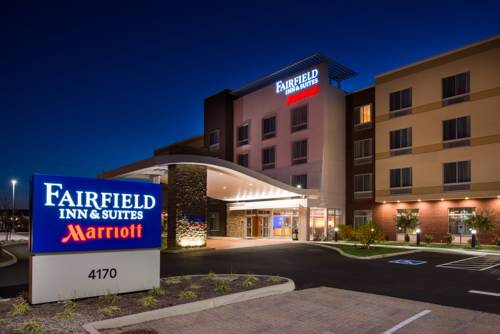 hotel Fairfield Inn & Suites by Marriott Akron Stow