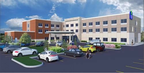 hotel Holiday Inn Express & Suites Galesburg