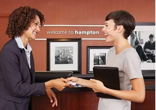 hotel Hampton Inn Bainbridge, GA
