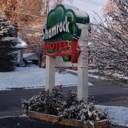 hotel Shamrock Motel