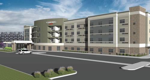 hotel Courtyard by Marriott Schenectady at Mohawk Harbor