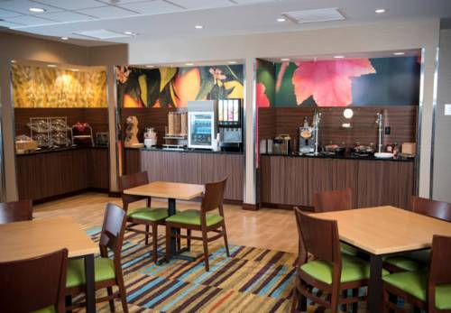 hotel Fairfield Inn & Suites by Marriott Cincinnati Uptown/University Area