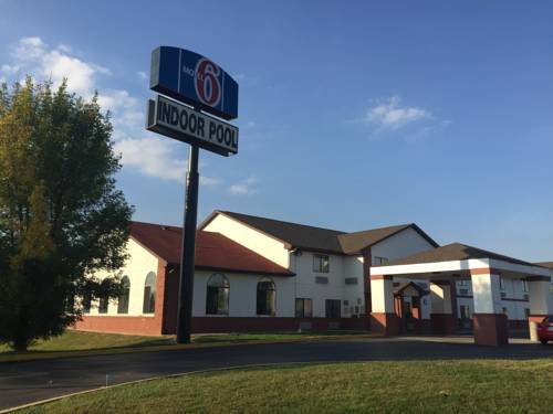 hotel Motel 6 Franklin