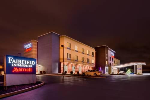 hotel Fairfield Inn & Suites by Marriott Utica