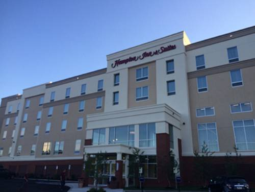 hotel Hampton Inn & Suites-Alliance, OH