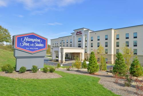 hotel Hampton Inn & Suites California University-Pittsburgh