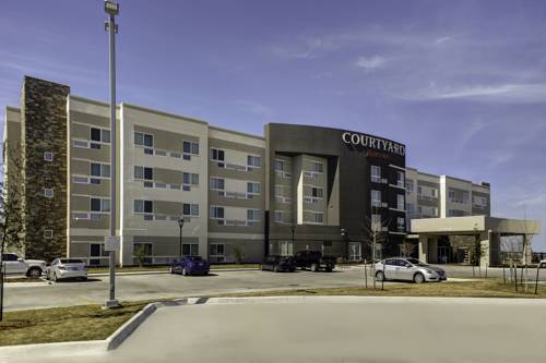 hotel Courtyard by Marriott New Orleans Westbank/Gretna