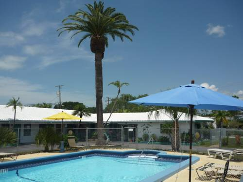 hotel Palm Court Motel