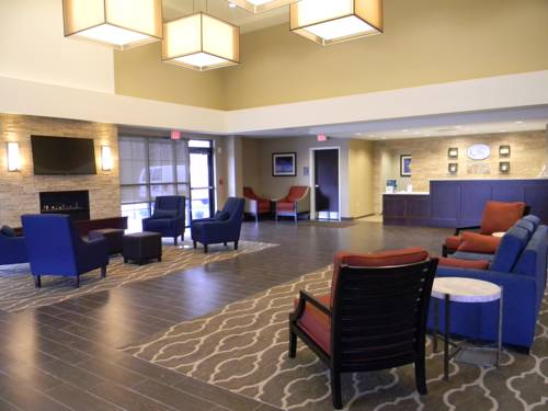 hotel Comfort Suites-Youngstown North