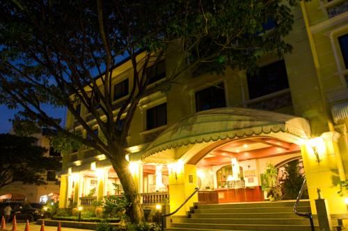hotel Horseshoe Point Pattaya