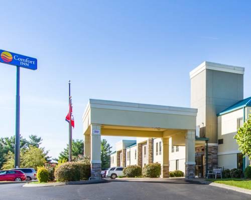hotel Comfort Inn Clarksville