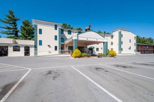 hotel Rodeway Inn and Suites
