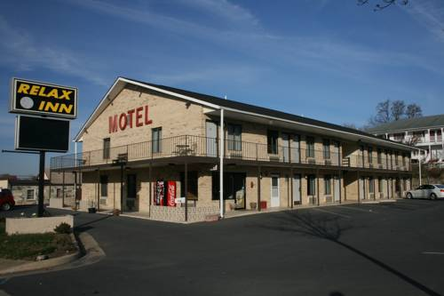 hotel Relax Inn Front Royal