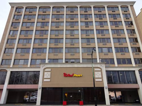 hotel Red Roof Inn PLUS+ Hartford Downtown