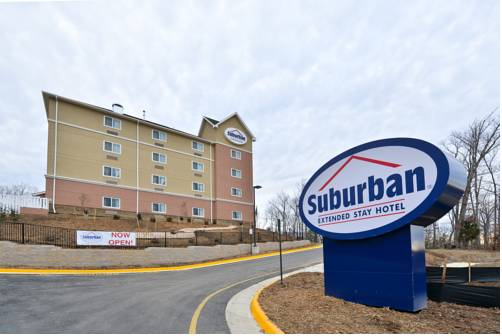 hotel Suburban Extended Stay Hotel Quantico
