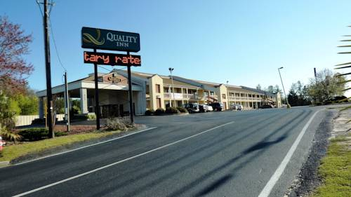 hotel Quality Inn Fort Jackson
