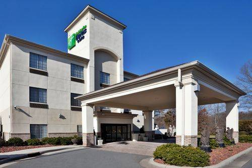 hotel Holiday Inn Express Hotel & Suites Albemarle