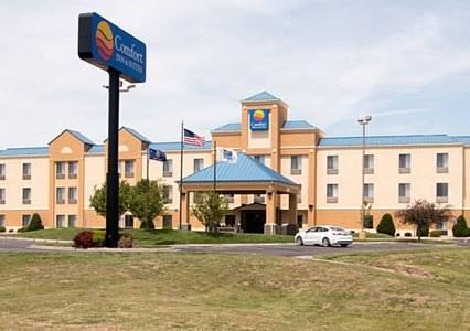 hotel Comfort Inn & Suites Hutchinson
