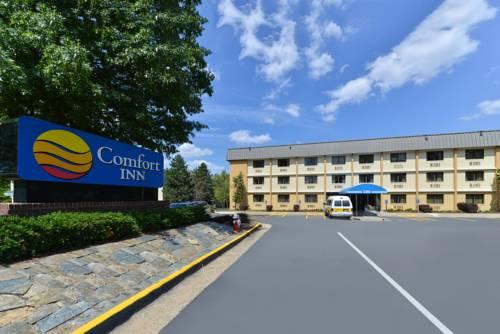 hotel Comfort Inn Washington Dulles International
