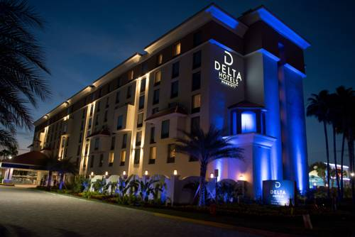 hotel Delta Hotels by Marriott Orlando Lake Buena Vista