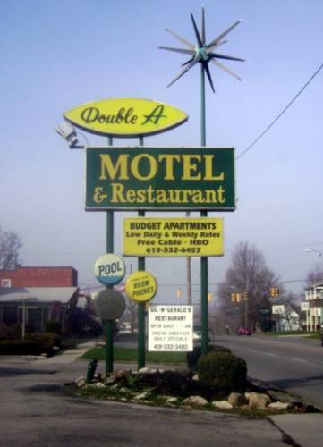 hotel Double A Motel