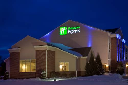 hotel Holiday Inn Express O'Neill
