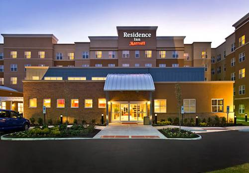 hotel Residence Inn by Marriott Bath Brunswick Area
