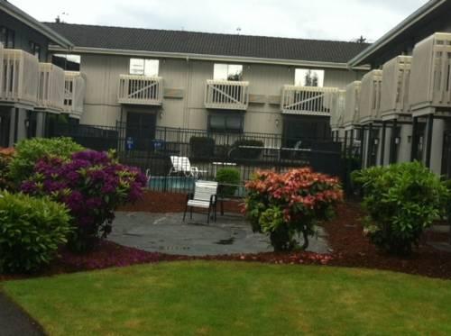 hotel Howard Johnson Inn and Suites Tacoma
