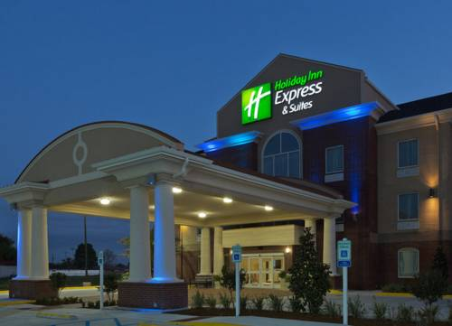 hotel Holiday Inn Express & Suites Raceland - Highway 90