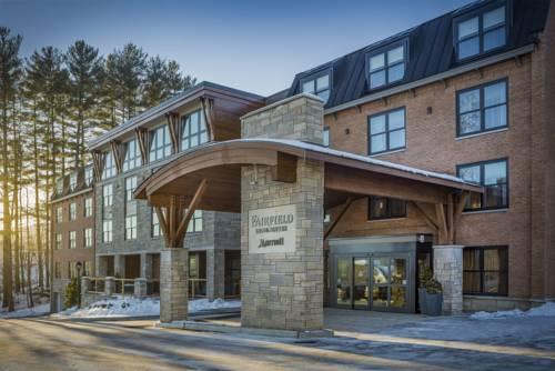 hotel Fairfield Inn & Suites by Marriott Waterbury Stowe