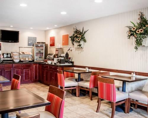 hotel Comfort Inn Mount Vernon