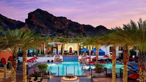 hotel Omni Scottsdale Resort & Spa at Montelucia