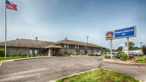 hotel Best Western Spooner Riverplace